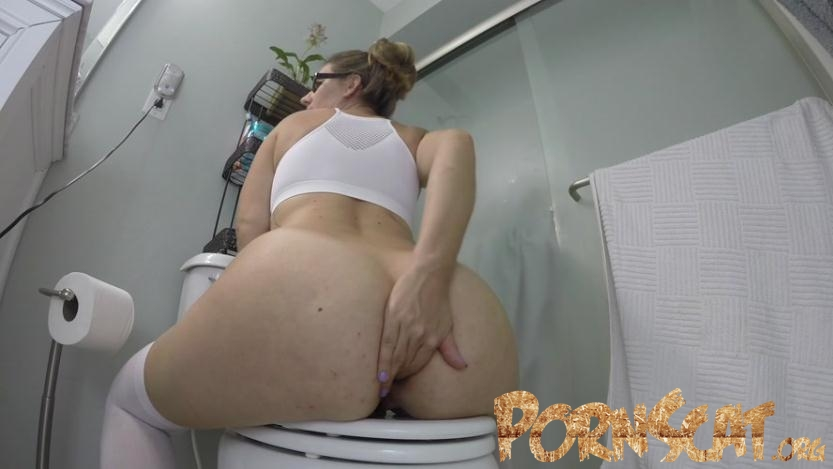 Bubble Butt Backwards Poo Sucking Fun - HotScatWife [FullHD / 2017]