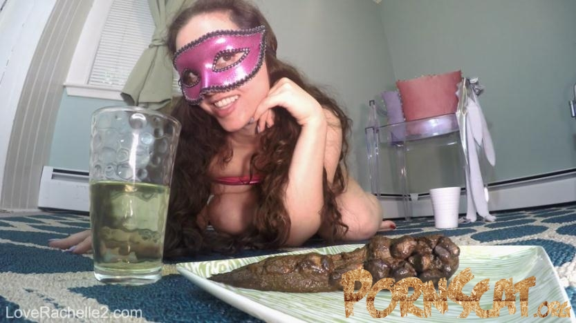 Piss & Shit Meal Just For You - LoveRachelle2 [FullHD / 2017]