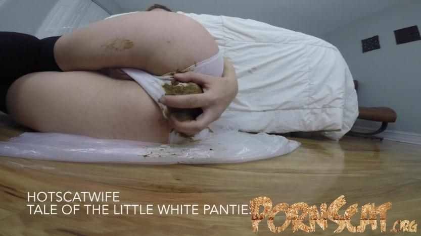 Tale of the little WHITE PANTIES - HotScatWife [FullHD / 2017]