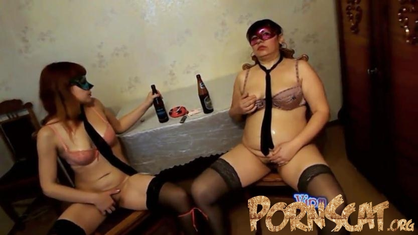 Drink beer and great beer enema - ModelNatalya94 / Vipmodel Nata [FullHD / 2017]