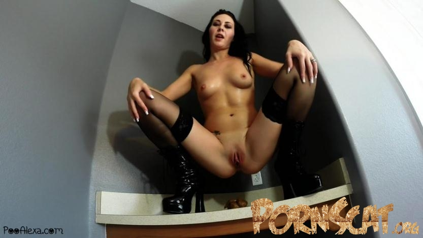 Giant Turd Over You - Alexa (Jessica Valentino) [2K UHD / 2016]