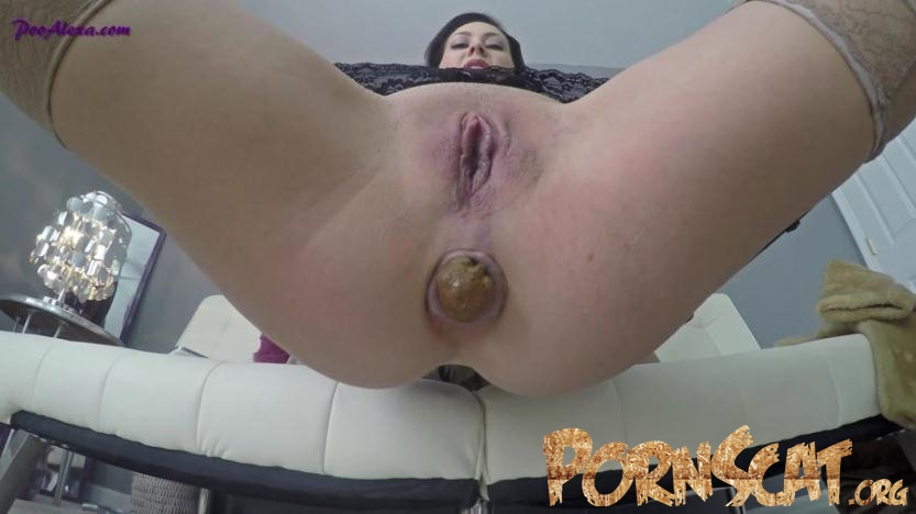 Forced Into Eating My Shit - Alexa (Jessica Valentino) [FullHD / 2016]