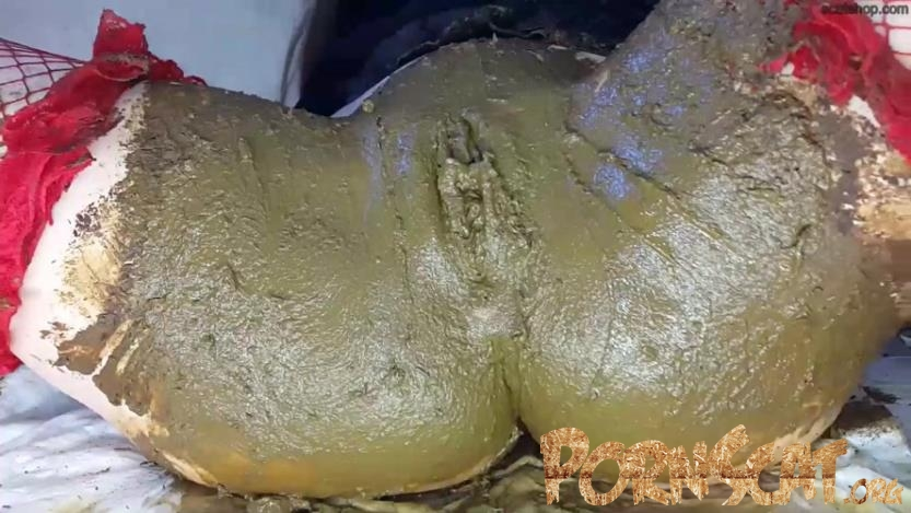 Fill my Pussy 10 Saved and 1 Fresh Shit Full compressed version with Anna Coprofield [FullHD / 2019]