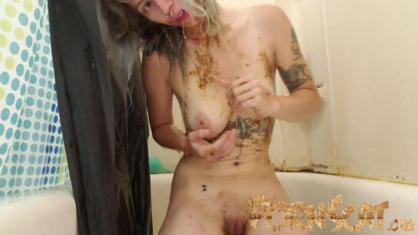 BTS: Messy Tit Play, Dirty Fingering with xxecstacy [FullHD / 2019]