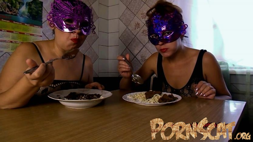Our Breakfast pasta shit with ModelNatalya94 [FullHD / 2019]