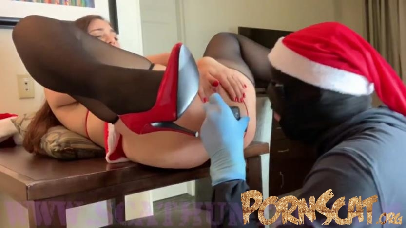 Scathunter - Kylie The South Hole Elf (A Merry Dairy XXXmas) [FullHD / 2020]
