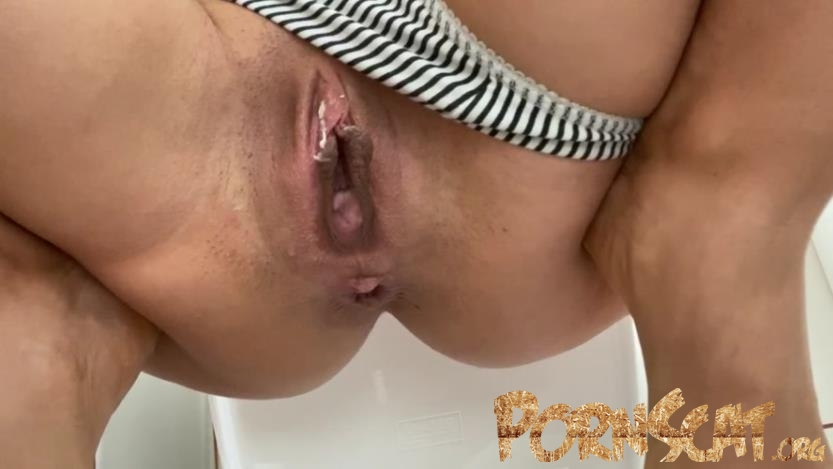 4 days unwashed Pussy Shit with VeganLinda  [HD / 2020]