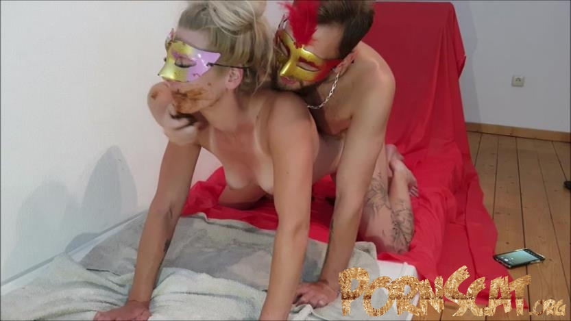 double piss enema and fucked with Versauteschnukkis  [FullHD / 2020]