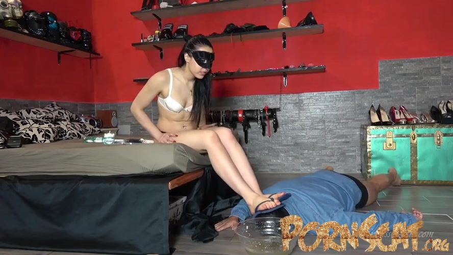 APPETIZING OBEDIENCE TEST with Mistress Gaia [FullHD / 2020]