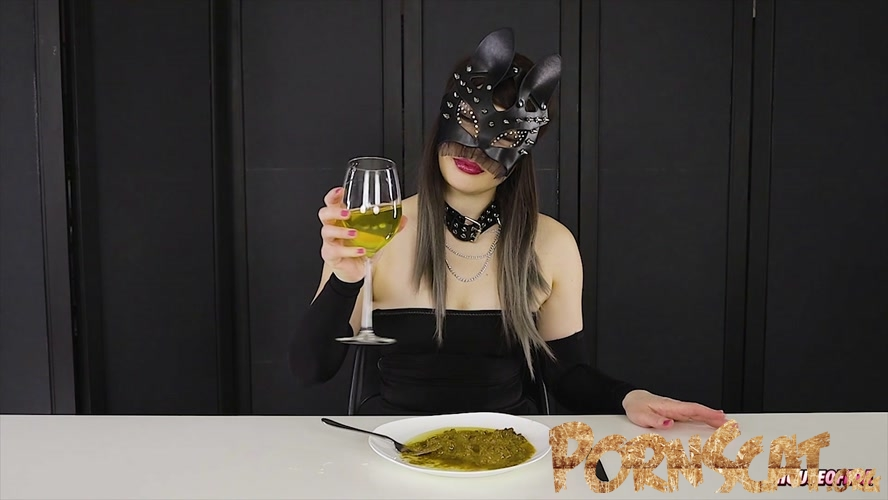 Scat Pee Spitting – Dinner for You with HouseofEra  [FullHD / 2020]